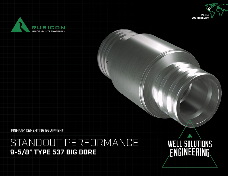 """Standout Performance 9-5/8"""" Type 537 Big Bore"""