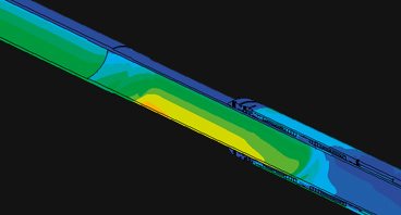 FEA ANALYSIS CONFIRMS TOOLS STRENGTH